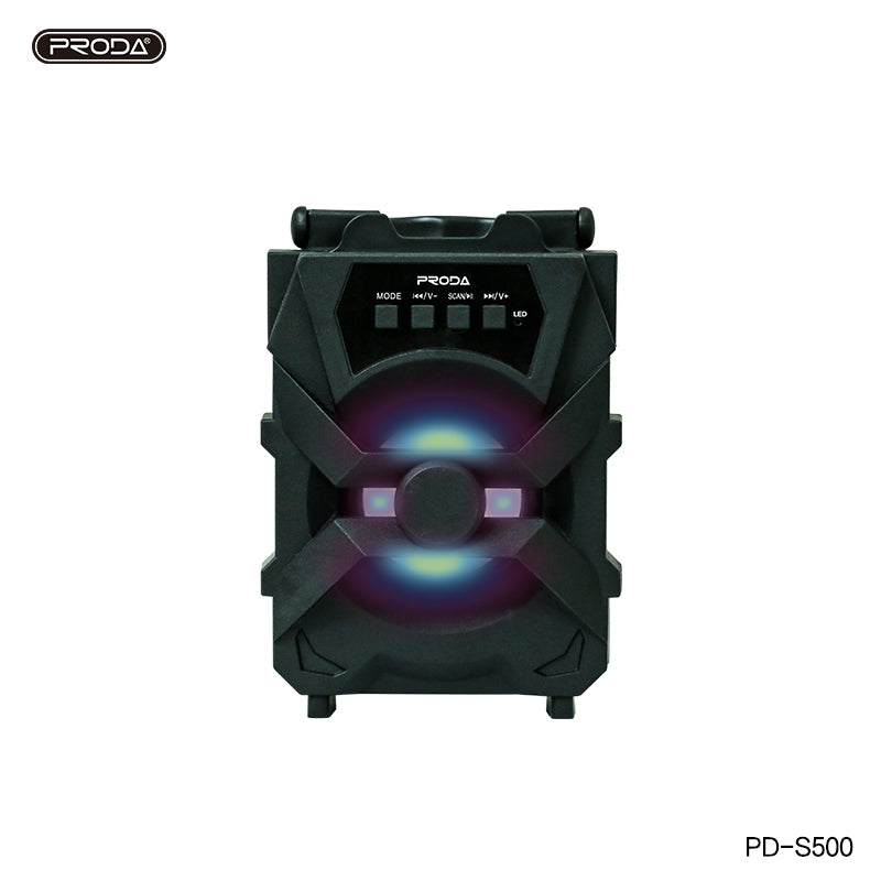 BLUETOOTH SPEAKER PD-S500 XUNSHEN