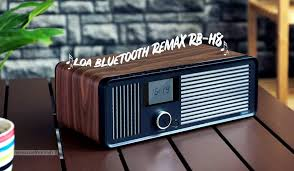 RB-H8 BLUETOOTH SPEAKER