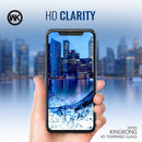 "iPhone 12 Screen Protector , iPhone 12  Tempered Glass, iPhone 12  Screen Guard , Best screen protector for iPhone 12 , Glass screen protector , screen guard , မှန်မကွဲ , မှန်ကပ် -WK  King Kong Series 4D iPhone 12 (5.4"" )"