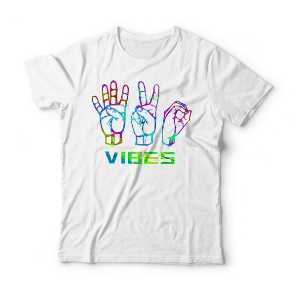 420 Vibes colors T-Shirt
