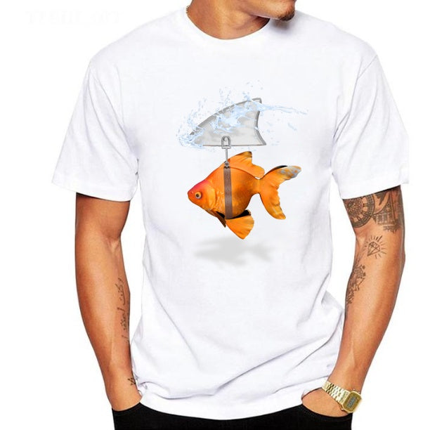 Gold Fish T-Shirt
