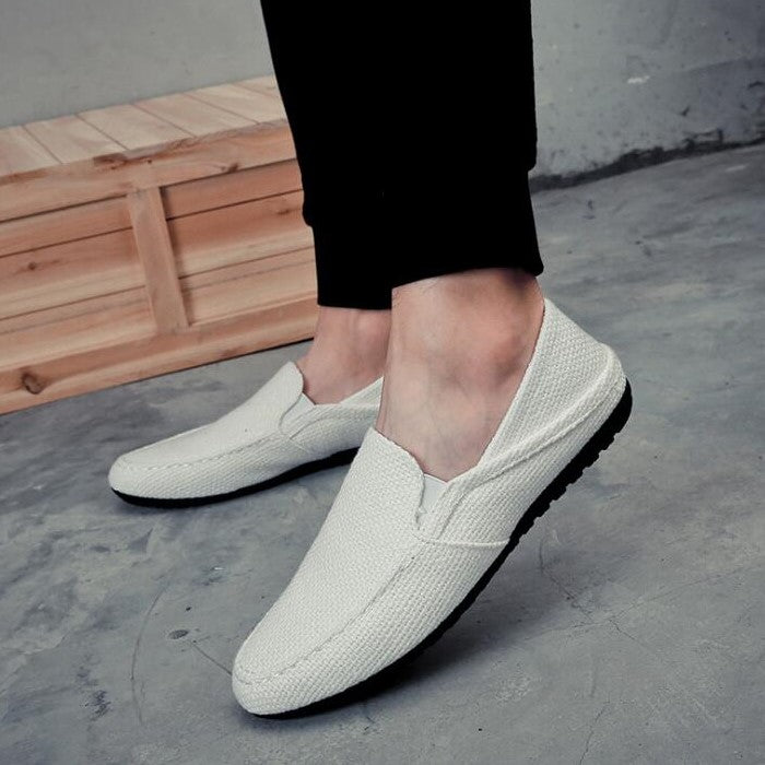 Breathable Loafers