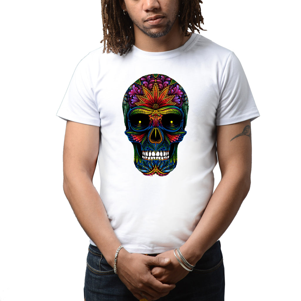 Decorated Skull T-Shirt