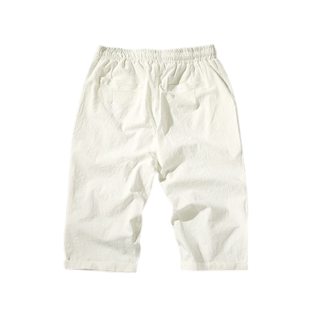 Lightweight Elastic Shorts