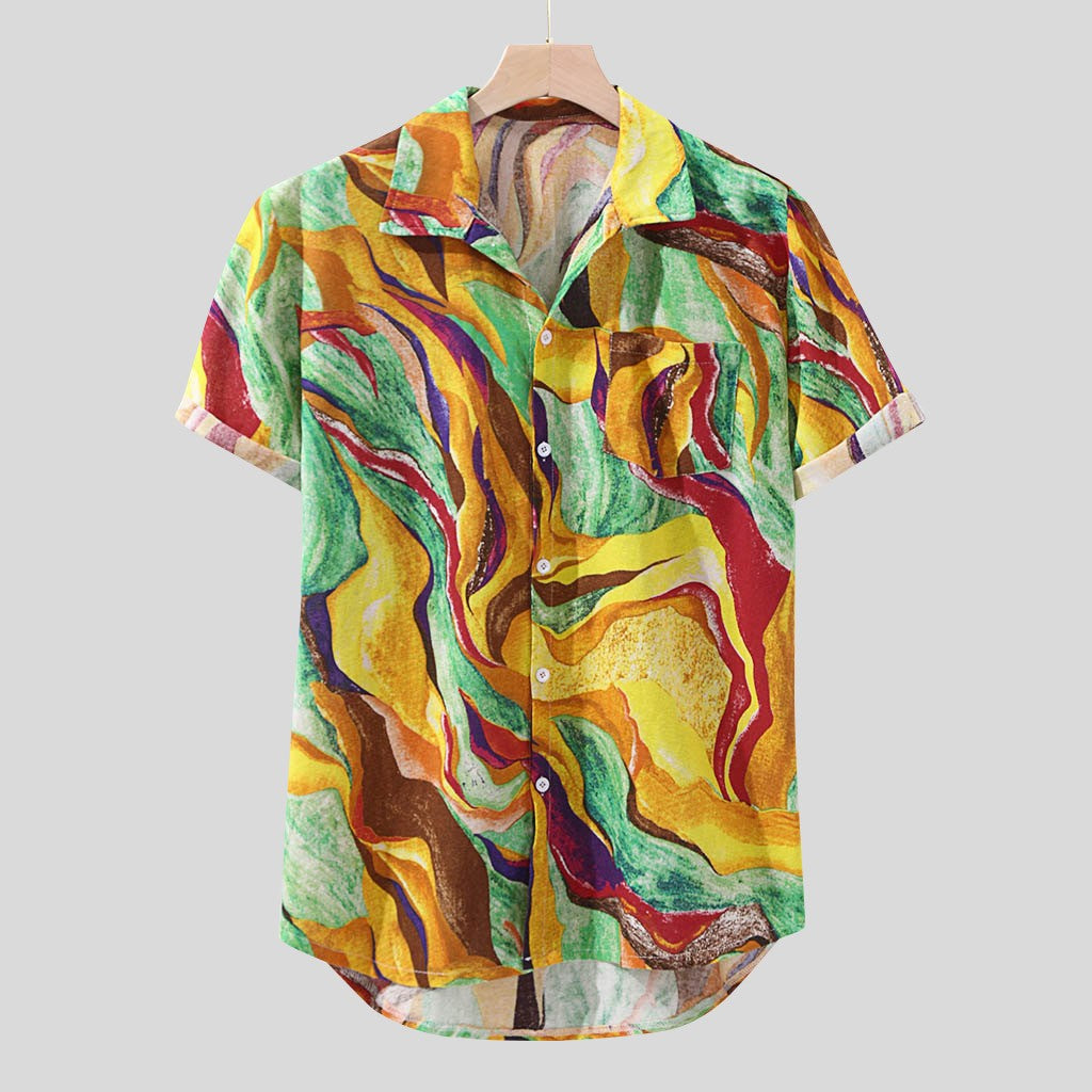 Multi-colored Shirt