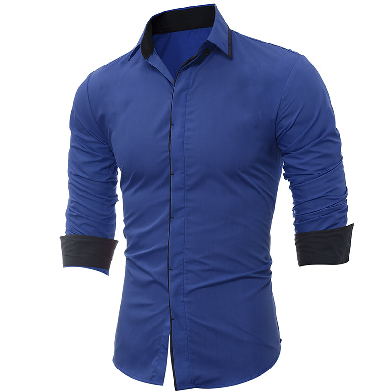 Lightweight Slim Fit Shirt