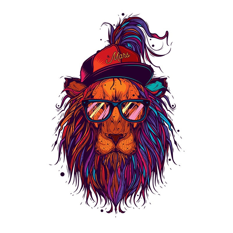 Lion's Cap T-Shirt