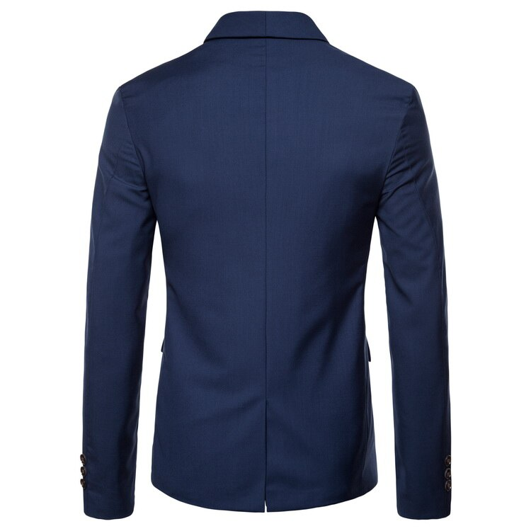 Slim Fit Double Breasted Jacket