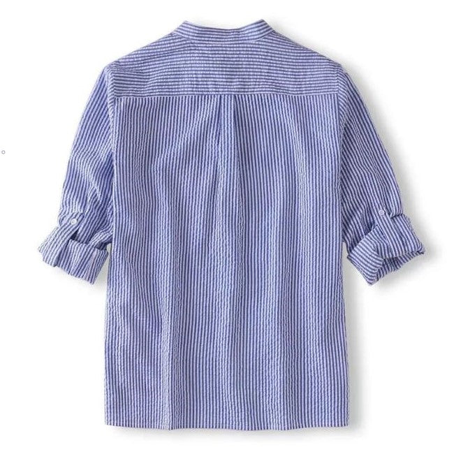 Andrew Striped Button Shirt