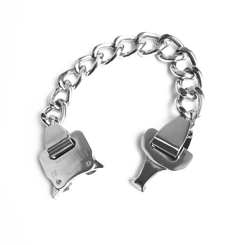 Safety Buckle Bracelet