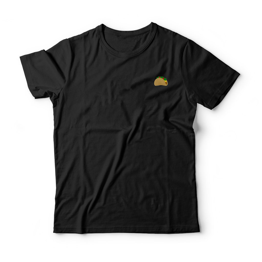 Taco Embroidered T-Shirt