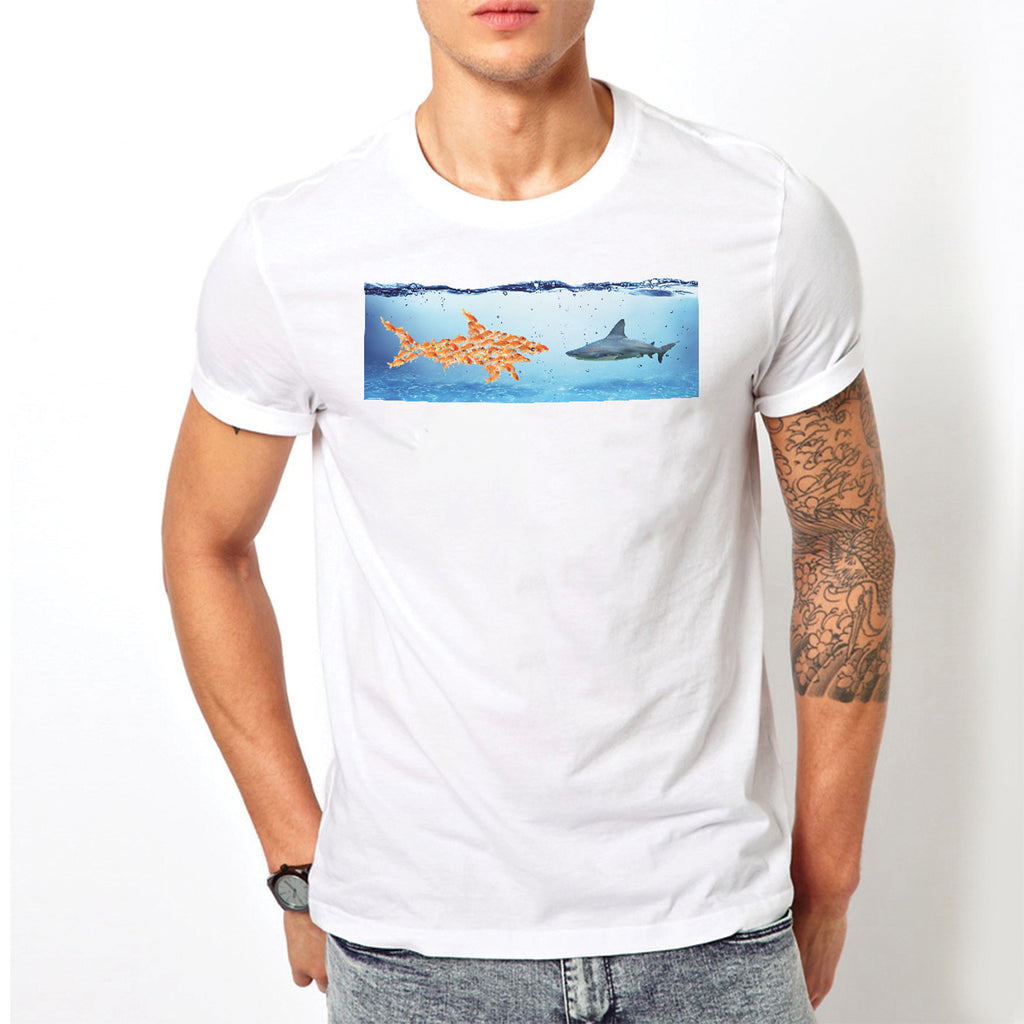 Shark Goldfish T-Shirt