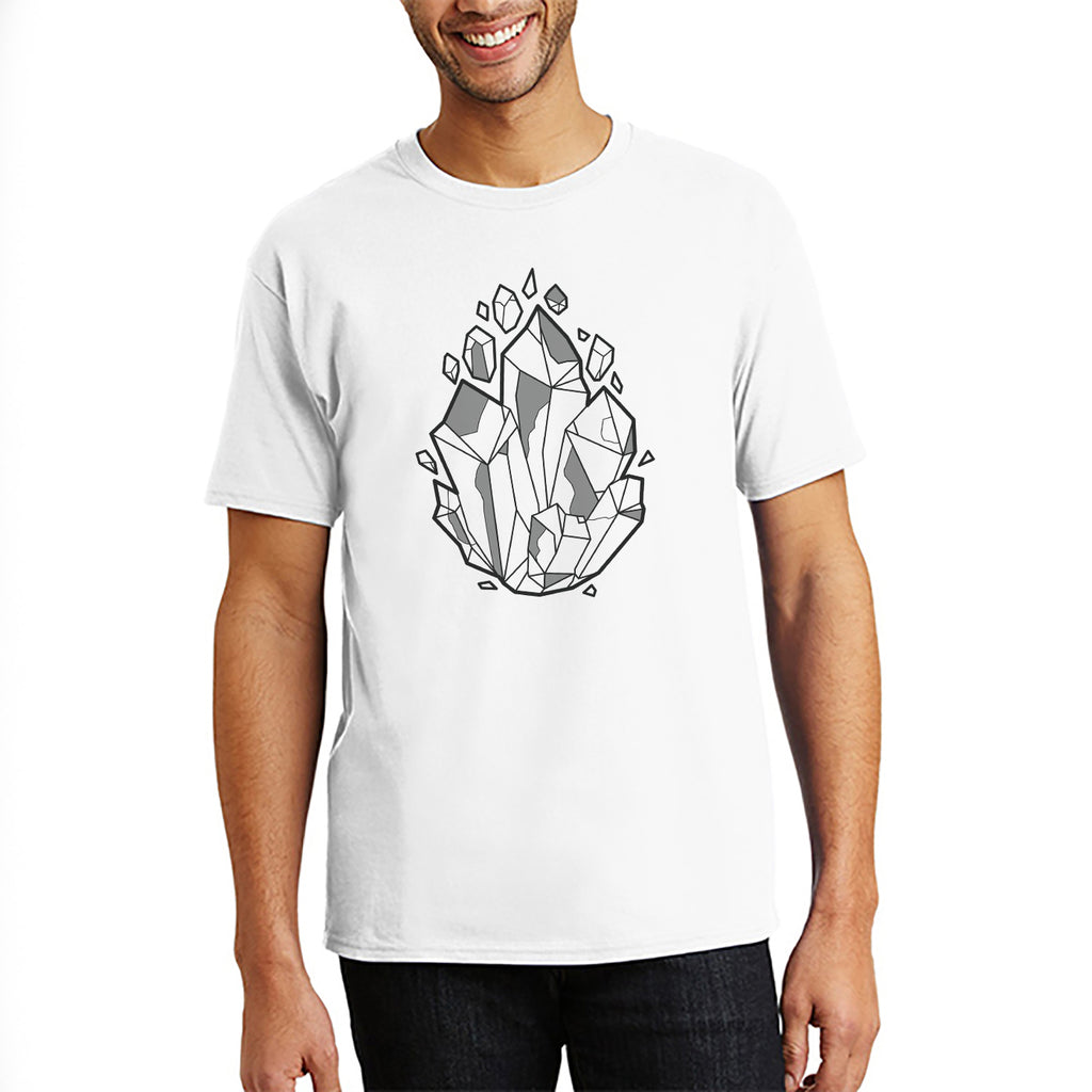 Geometric Crystals T-Shirt
