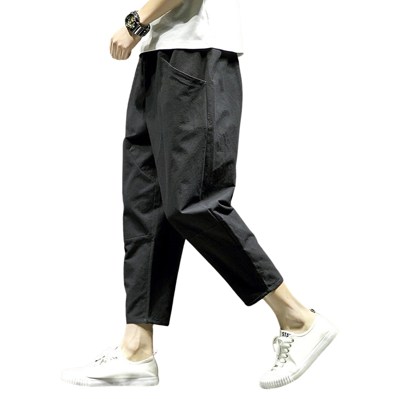Elegant Loose Pants