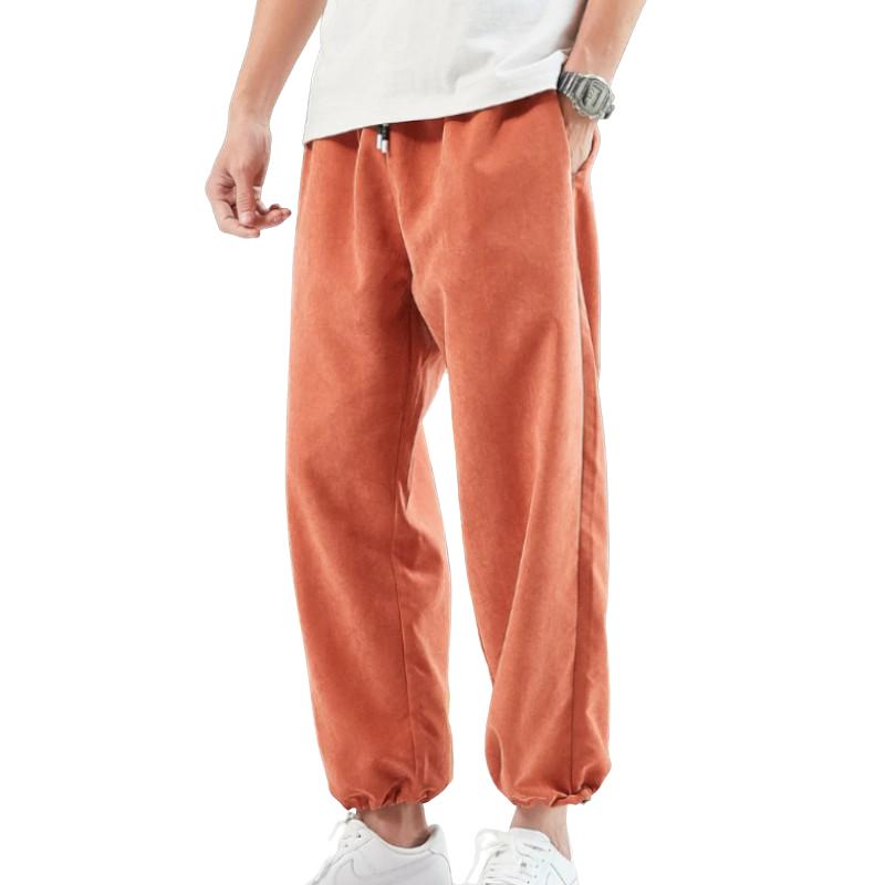 Ankle-Length Harem Pants