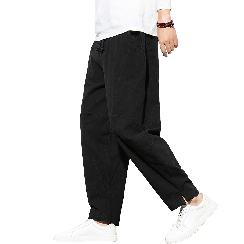 Baggy Straight Pants