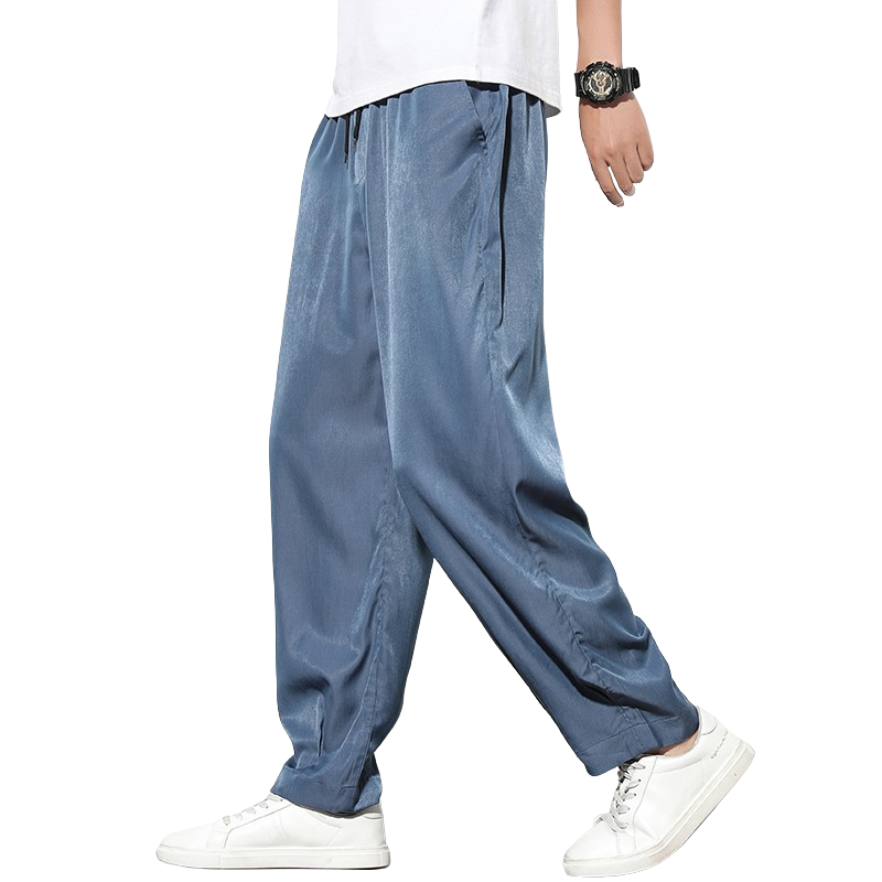Oversized Silky Pants