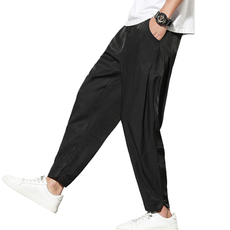 Leisure Thin Pants