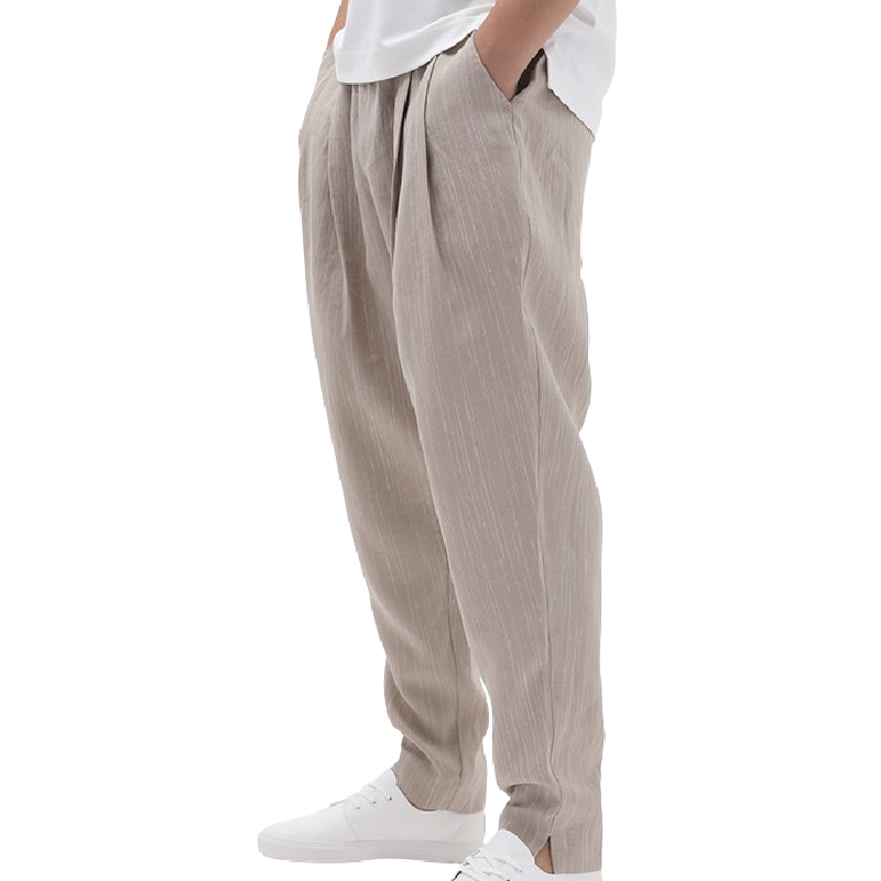 Stylish Loose Linen Pants