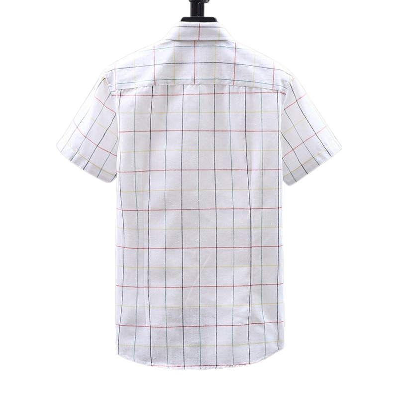 Short Sleeved Button Shirt