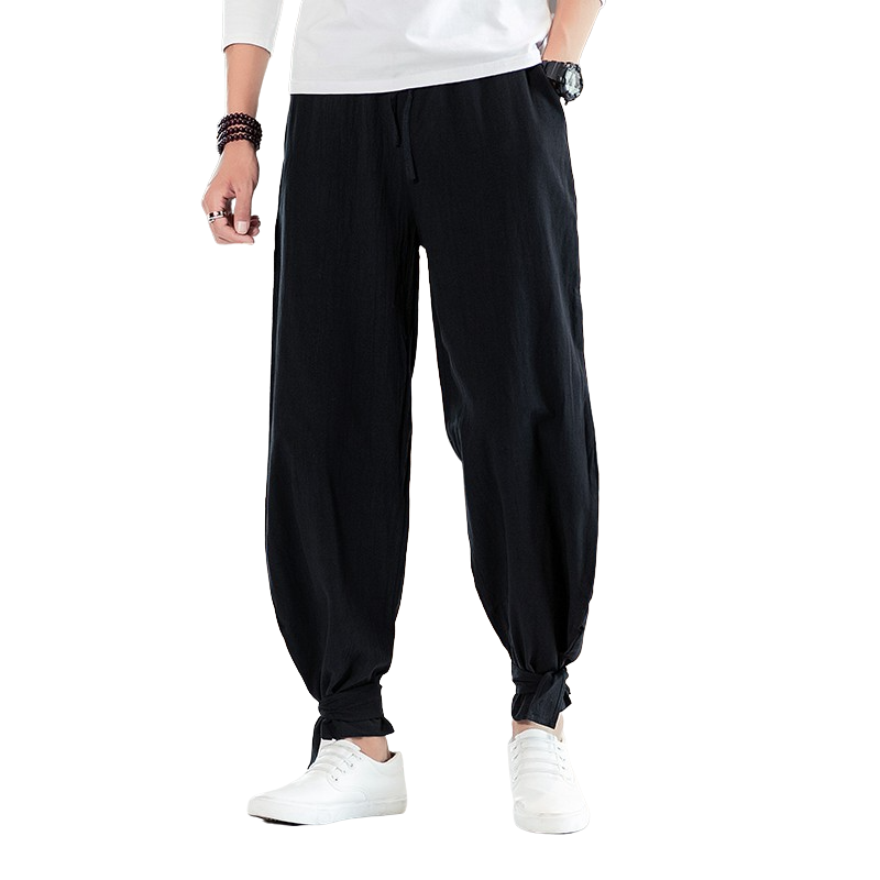 Casual Light Loose Pants