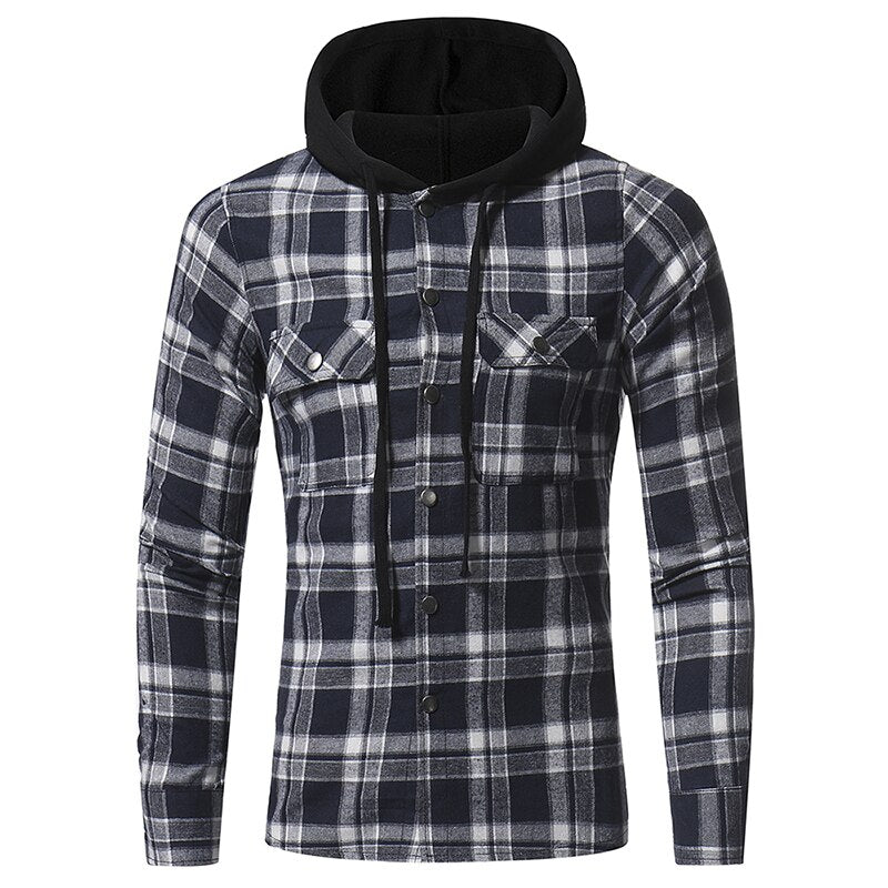 Arthur Hooded Shirt