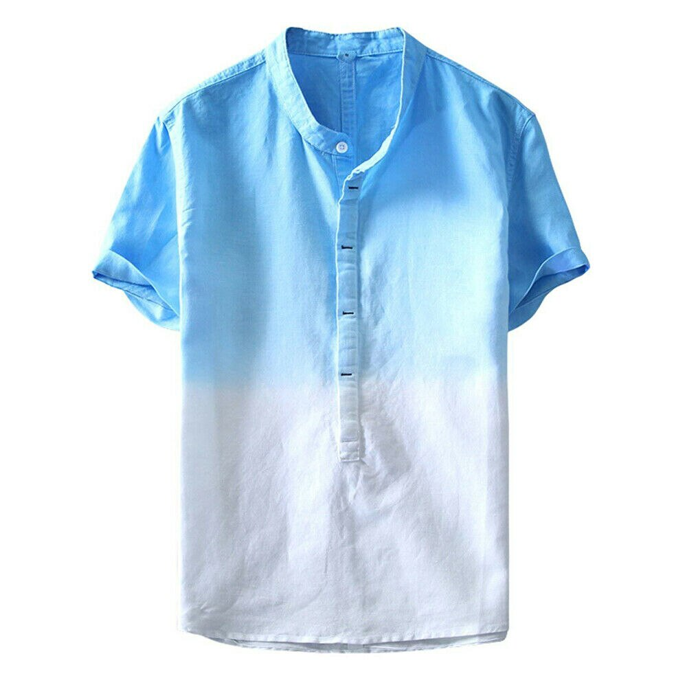 Mirko Short Sleeve Button-Up Shirt
