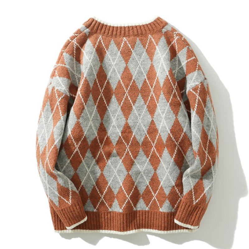 Retro Styled Sweater