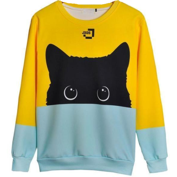 Kitty Cat Sweatshirt