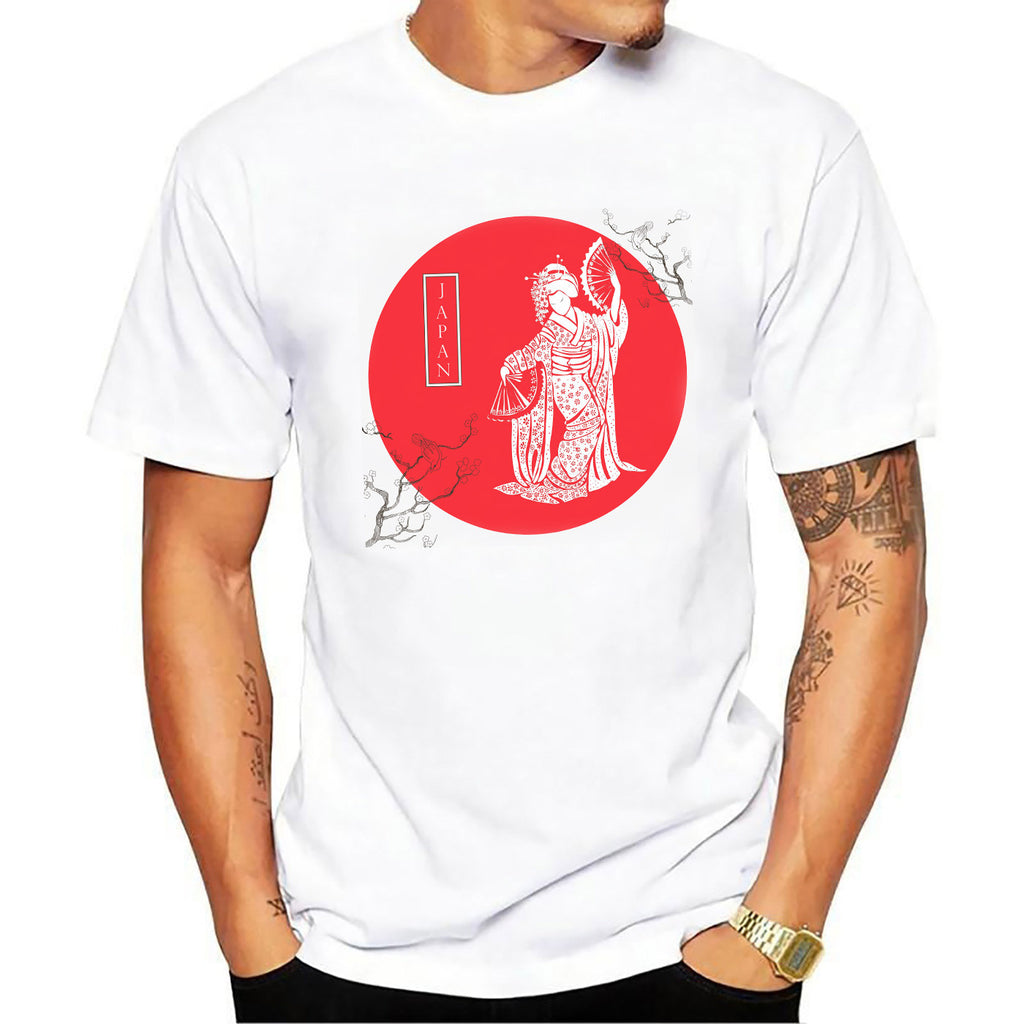 Geisha Dance T-Shirt