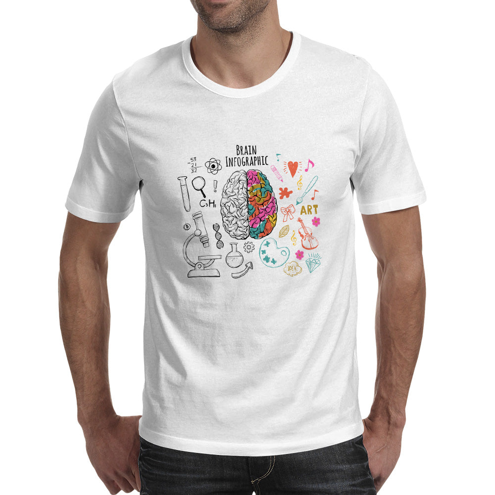 Science and Art T-shirt
