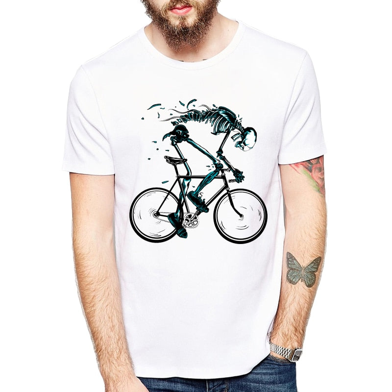 Skeleton Race T-Shirt