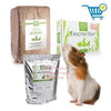 smallpetselect-uk,2nd Cut Timothy + Guinea Pig Food Pellets + Bedding