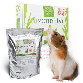 smallpetselect-uk,3rd Cut Timothy + Guinea Pig Food Pellets