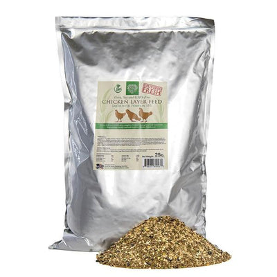 smallpetselect-uk,Garden Goodness Layer Feed with Botanicals (corn-free, soy-free, non-GMO)