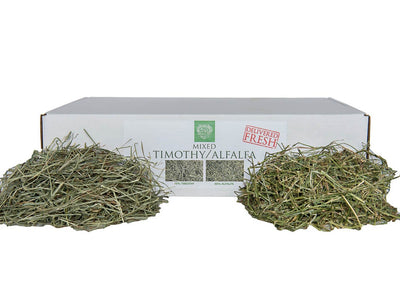2nd Cut Timothy & Alfalfa Hay Combo Box