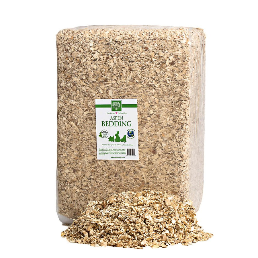 Bedding for Gerbils, Hamsters and Mice - Small Pet Select UK