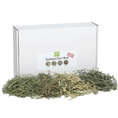 smallpetselect-uk,Sampler Hay Box