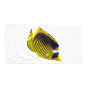 Butterfly-Fish Towel