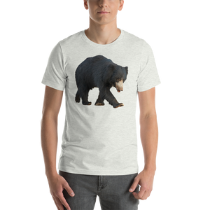 Sloth Bear Short-Sleeve Unisex T-Shirt