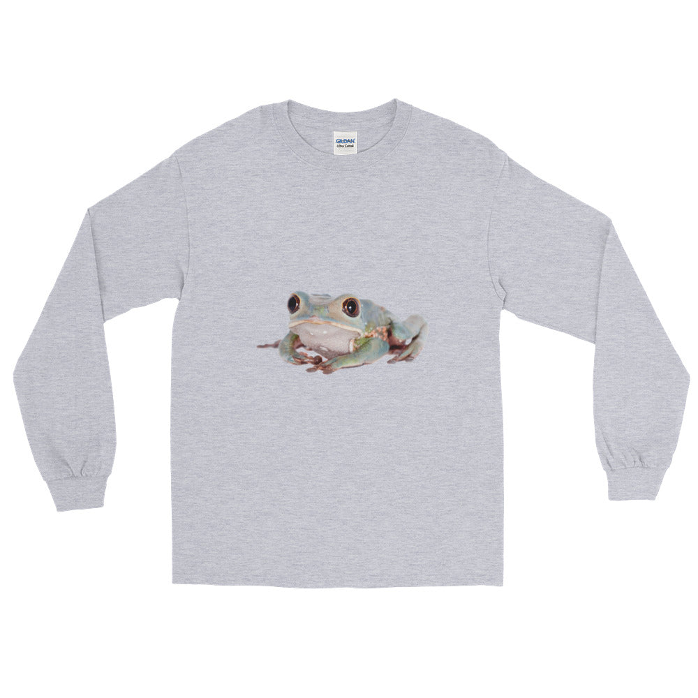 Tarsier-Frog Long Sleeve T-Shirt