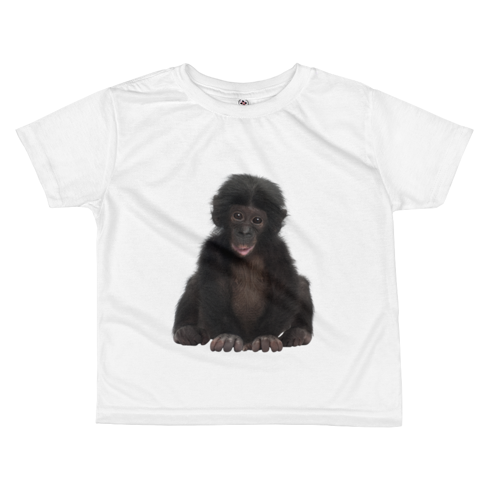 Bonobo Print All-over kids sublimation T-shirt