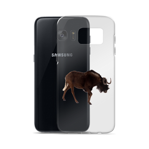 Wilderbeast Print Samsung Case