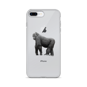 Gorilla Print iPhone Case