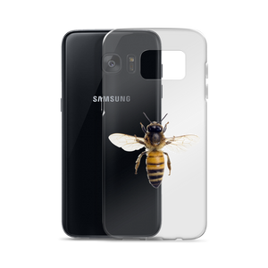 Honey-Bee Print Samsung Case
