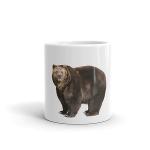 Brown-Bear Mug