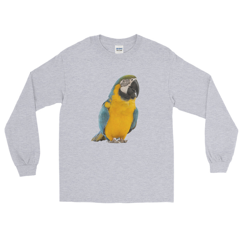 Macaw Long Sleeve T-Shirt