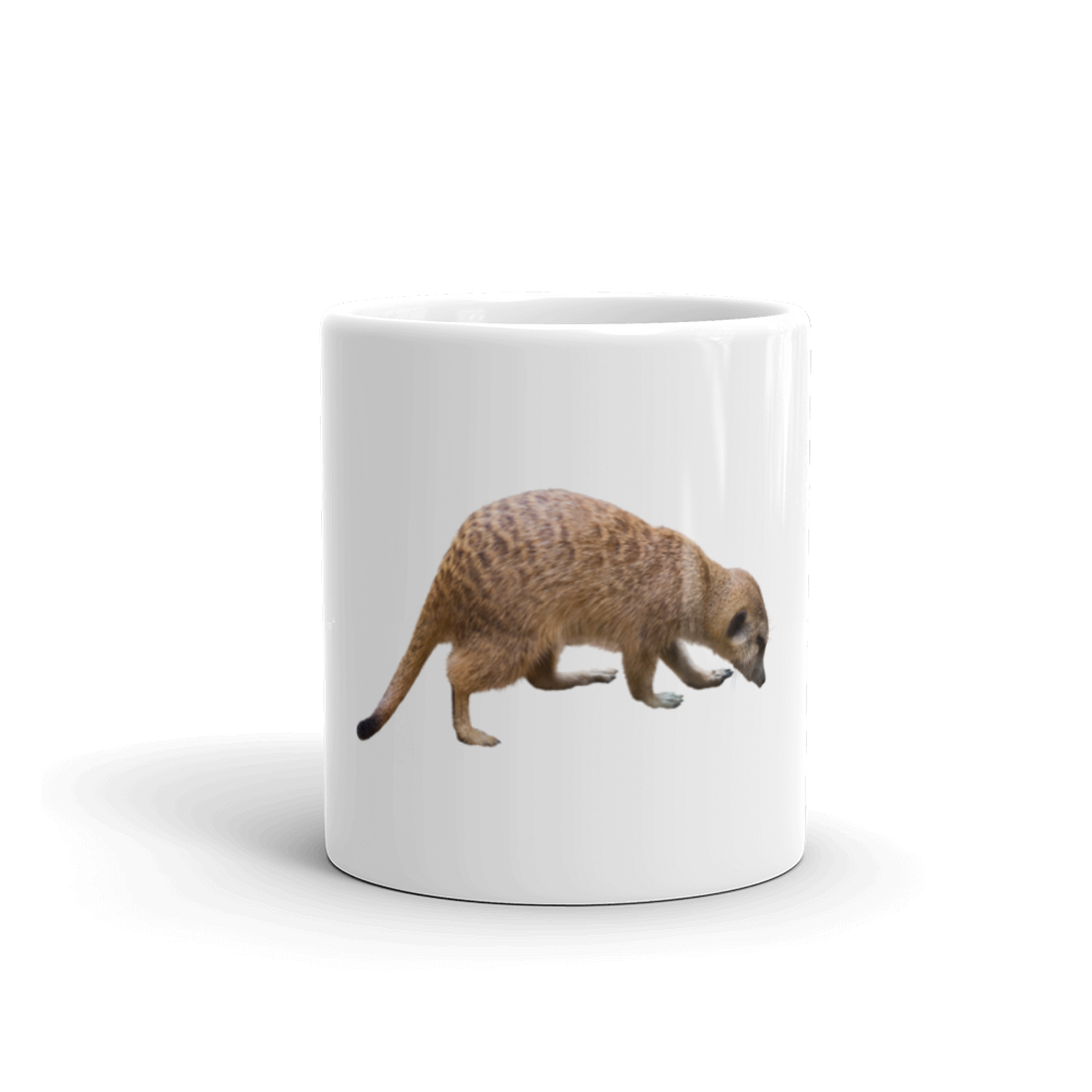 Mongoose Mug