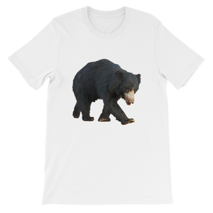 Sloth-Bear Short-Sleeve Unisex T-Shirt