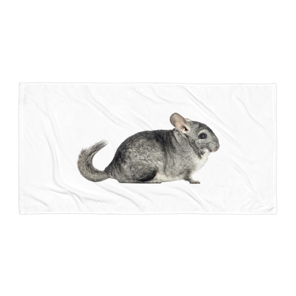 Chinchilla Towel